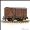FARISH 373-701C BR 12T Ventilated Van Planked Sides BR Bauxite (Early) - Wthrd  *PRE ORDER £17.96*